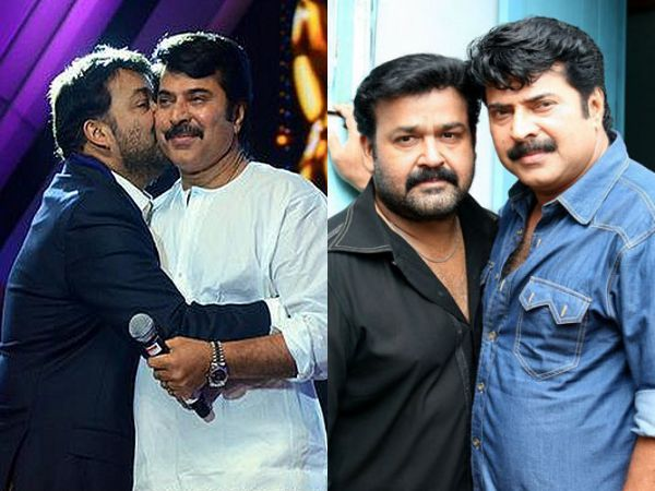 Friendship With Mohanlal
