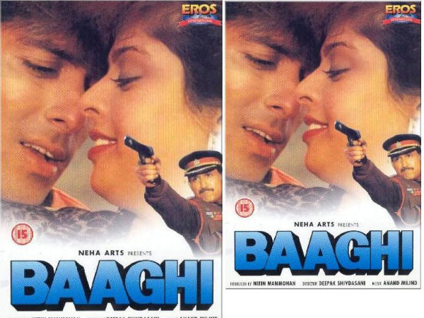 Baaghi Back Then