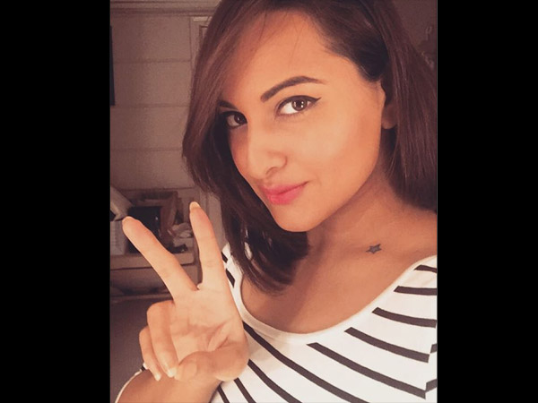 Sonakshi As Raw Agent