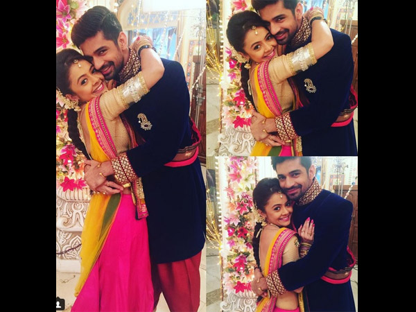 Vishal's Co-Star Devoleena Wrote...