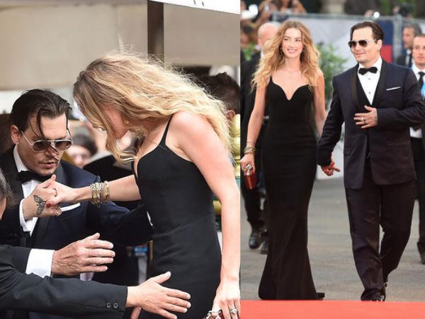 Johnny Depp Amber Heard Johnny Depp Amber Heard Venice