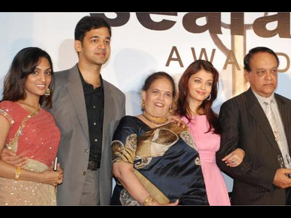 Aish And Family