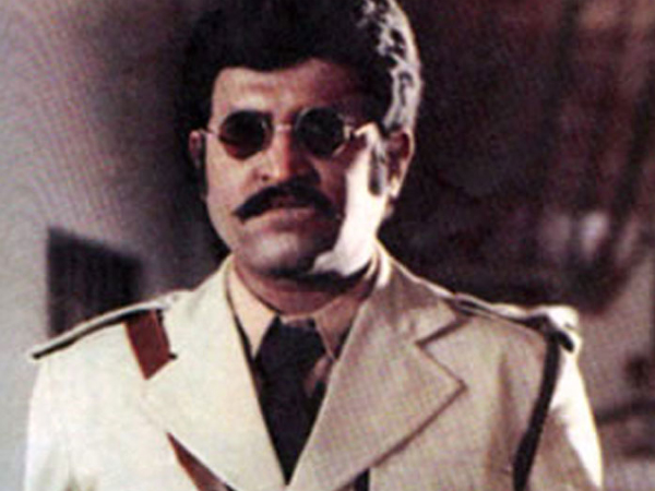 Rajinikanth Plays A Cop?