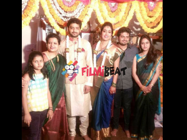 'RangiTaranga' Actor Nirup Bhandari Gets Hitched!