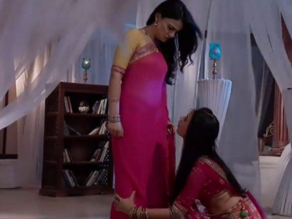 Ritika Apologise To Ishaani