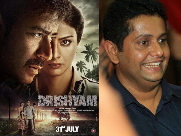 Jeethu Joseph Unhappy About Drishyam Hindi Remake!