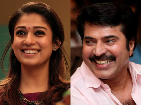 Nayantara Is The Perfect Heroine For Mammootty: AK Sajan