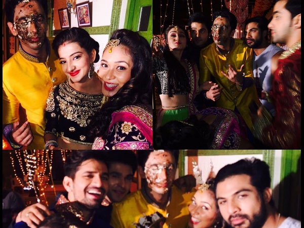 Saath Nibhana Saathiya's Molu Aka Pratap Hada Celebrates Birthday With Team; Devoleena Wishes - PICS