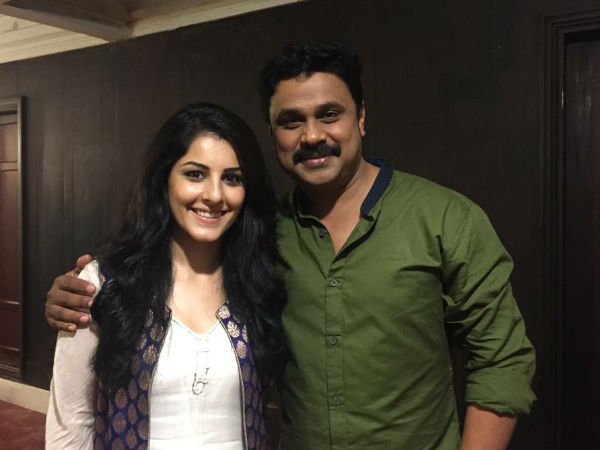 Dileep To Team Up With Isha Talwar