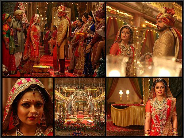 Leaked: Wedding look of Drashti & Siddhant in Ek Tha Raja