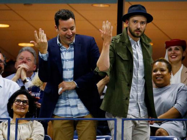 Justin Timberlake Shares New Pics of Son, Silas, Dances To Beyonce At US Open