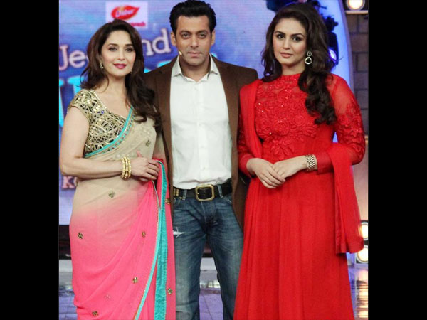 On The Sets Of Bigg Boss