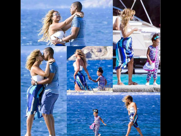 Beyonce & Jay Z's PDA Filled Italy Vacation Slams Divorce Rumours