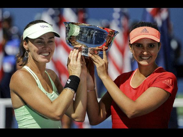 Bollywood Celebs Congratulate Sania Mirza On US Open Win