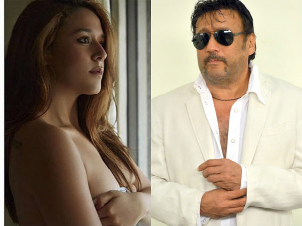 Jackie Shroff On Daughter's Topless Picture