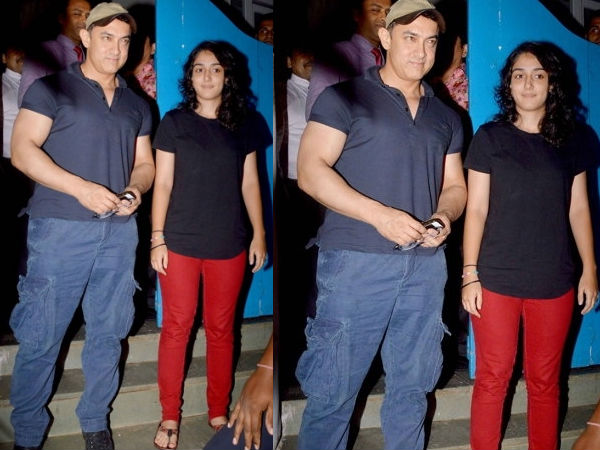 Aamir Khan To Launch His Children Ira And Junaid In ...