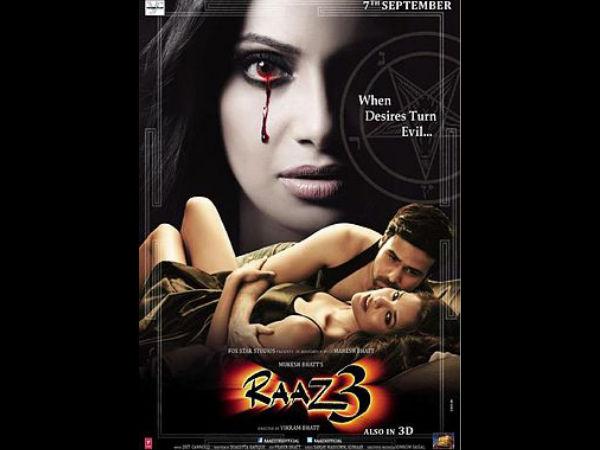 RAAZ 3 HINDI movie ~ athitharam