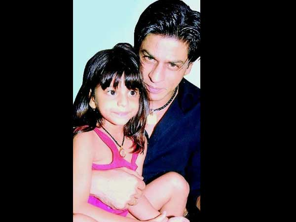 Suhana With Father
