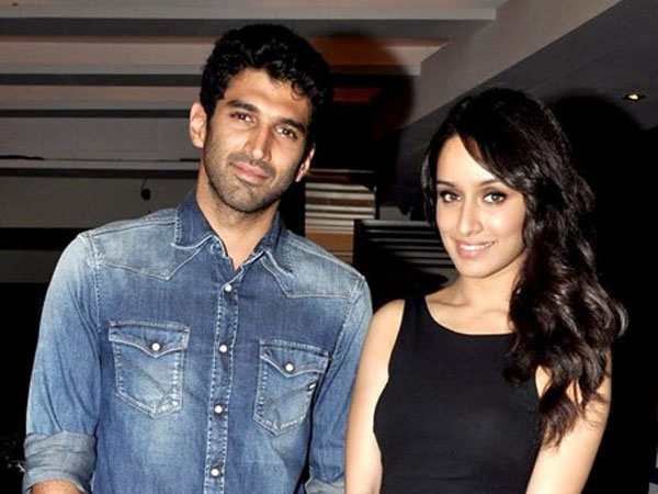 Aditya roy kapoor and shraddha kapoor dating each other
