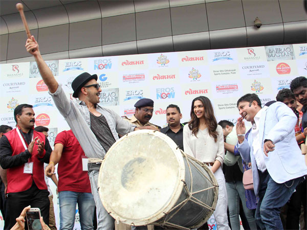 Deepika On Launch Held At Pune