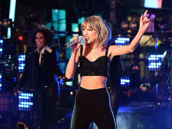 Taylor Swift Breaks MTV EMAs Nominations Record, Leads With 9 Nods!