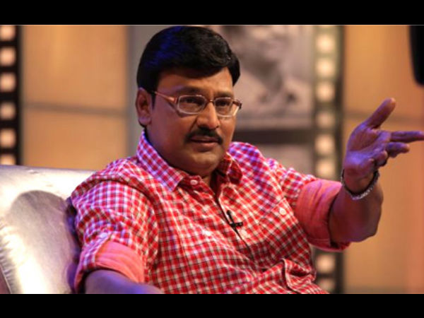 Bhagyaraj's Interest In The Project
