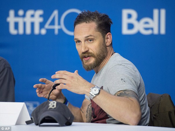 Tom Hardy Explains Why He Got Annoyed Over Sexuality Question