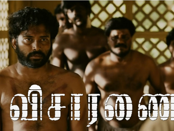 Vijay Catches Visaranai At A Private Screening, Calls It One Of India's Best!