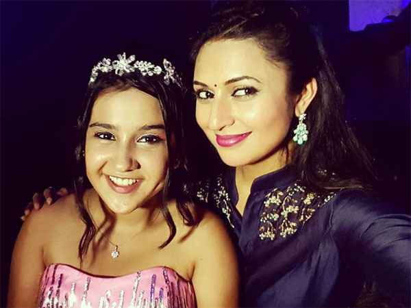 Roshni Kept Divyanka Waiting