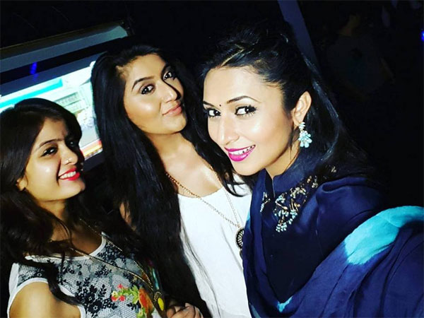 Divyanka, Shireen And Resha