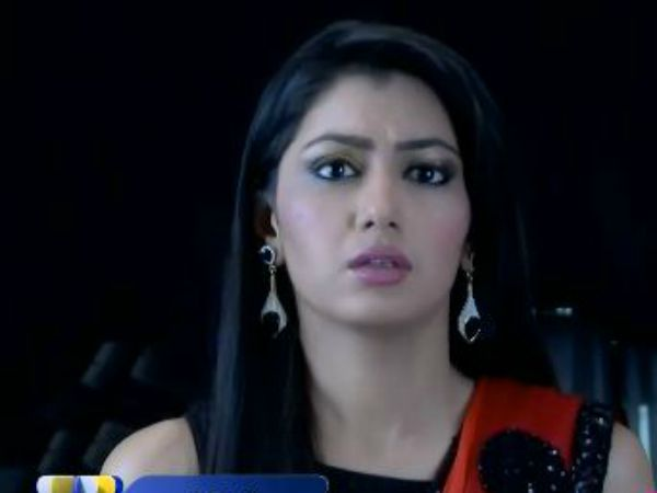 Disappointed Pragya