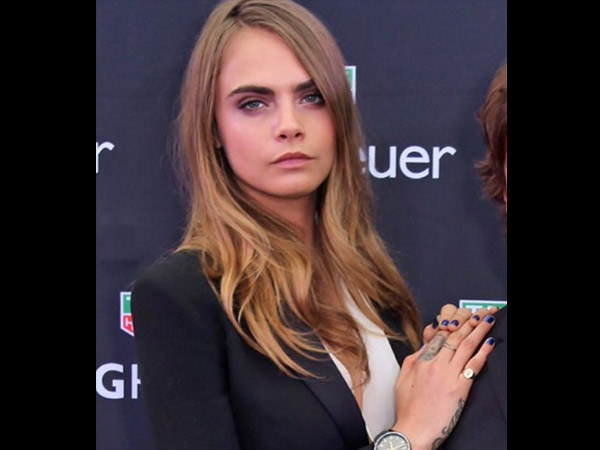 Cara Delevingne Rants At Paparazzi On Twitter