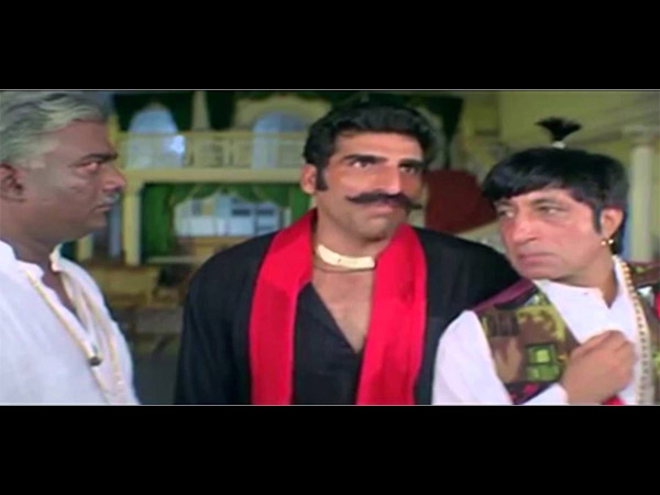Gunda And His Funny Aides