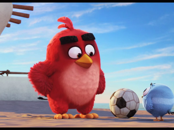 The Angry Birds- May 20, 2016