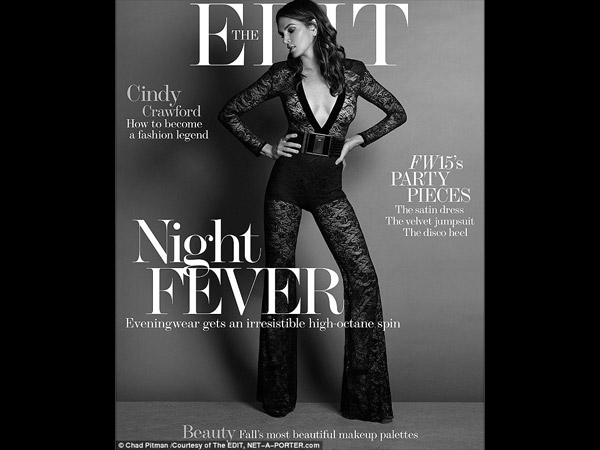 Ageless Beauty Cindy Crawford On The Edit, Talks About Daughter, Kaia