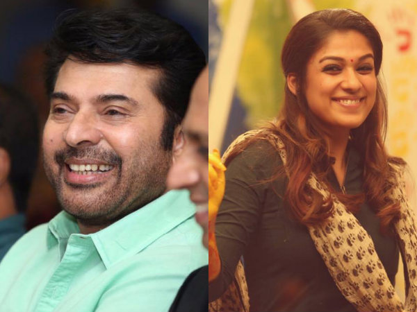 Nayantara Breaks The Rules For Mammootty!
