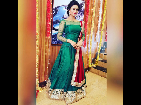 Hina Khan Wishes Eid Mubarak Divyanka Tripathi Shabbir Ahluwalia