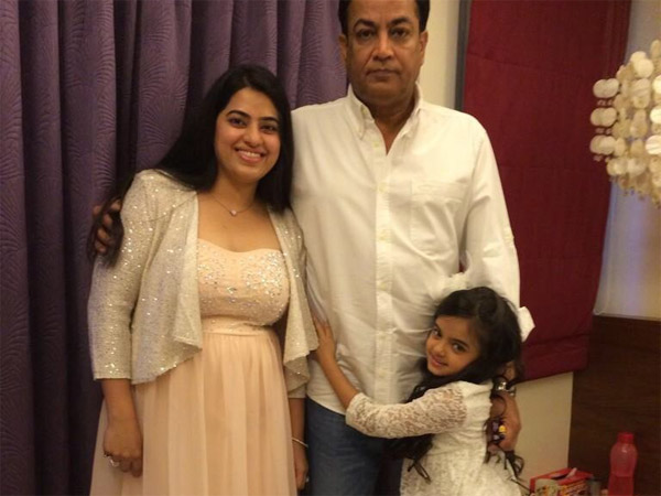 Ruhi With Her Family
