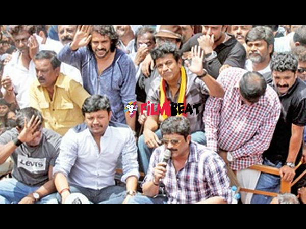 KARNATAKA BANDH: What's Wrong With Sandalwood Stars?