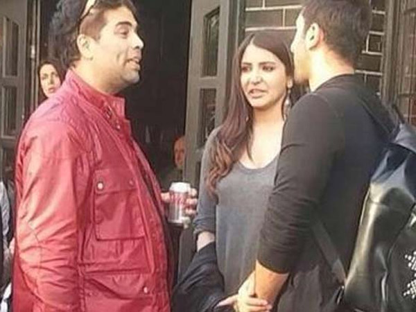 Karan With Anushka, Ranbir