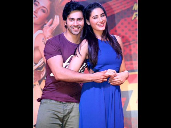 Varun Dhawan-The Sweetest Co-Star