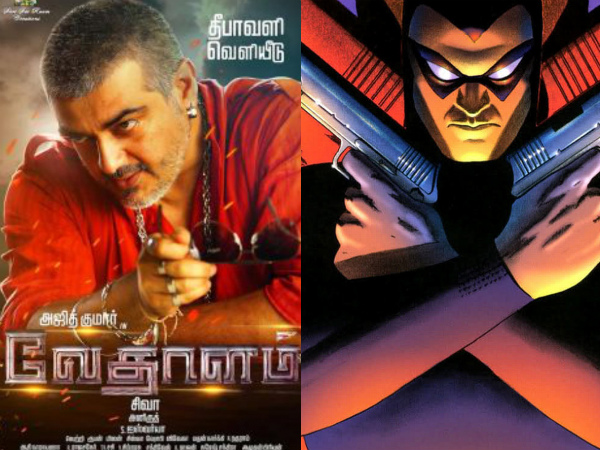 Ajith's Character Inspired by 'The Phantom'?