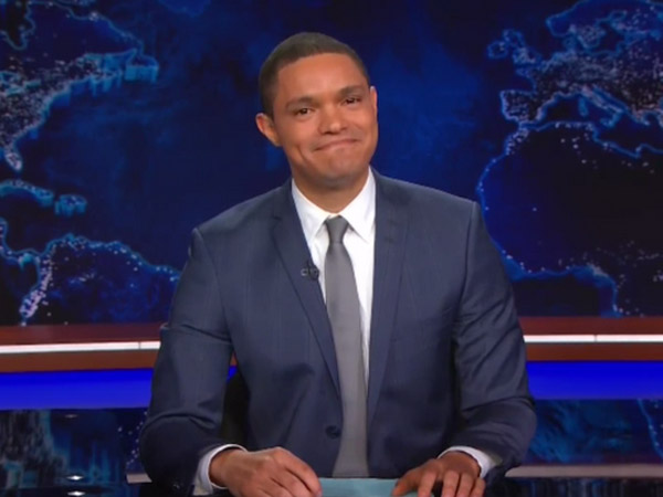 The Daily Show With Trevor Noah Premiere Recap: Best Jokes