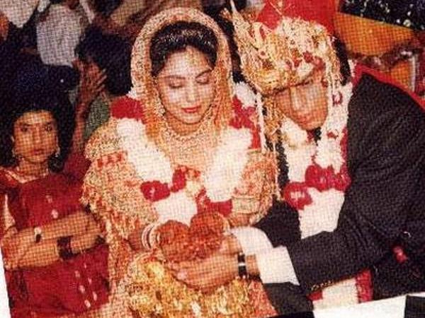 Flashback Pictures When Shahrukh Khan Married Gauri