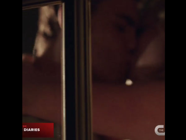 Ian Somerhalder Goes Naked In Season 7 Vampire Diaries Trailer