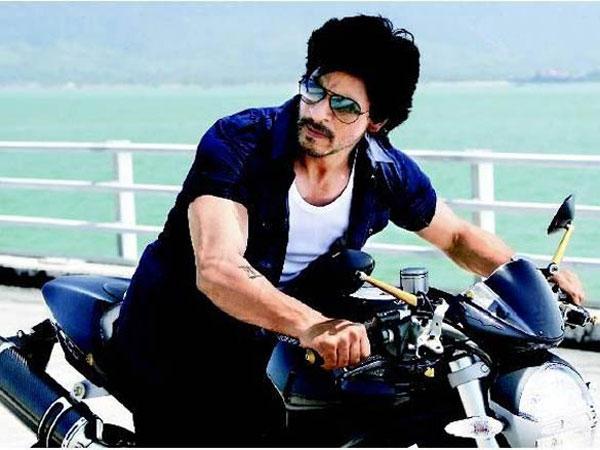 Shah Rukh Khan Rides