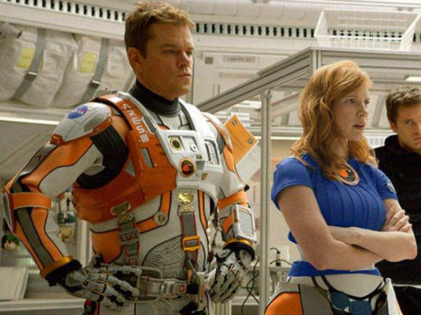 Will Matt Damon's 'The Martian' Beat Hit Space Themed Releases & Rule Box Office?