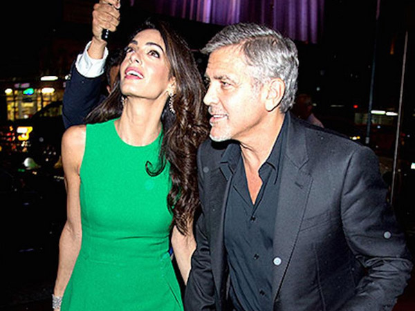 George Clooney Gave No Wedding Anniversary Present To Amal!