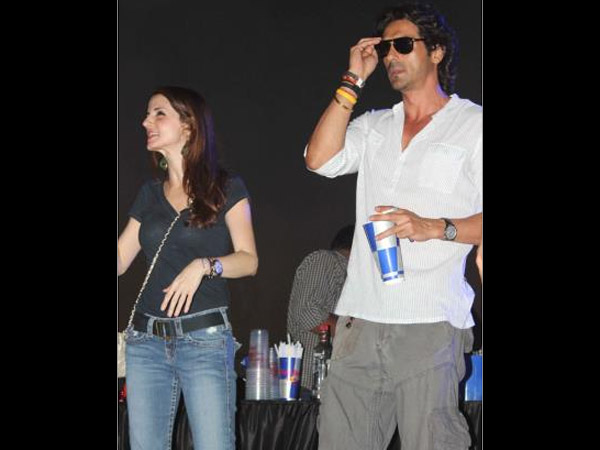 Sussanne And Arjun