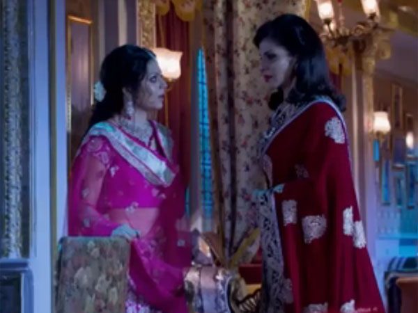 Gayatri And Rajmatha
